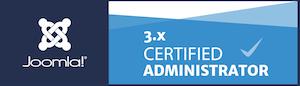 Certificacion Joomla!
